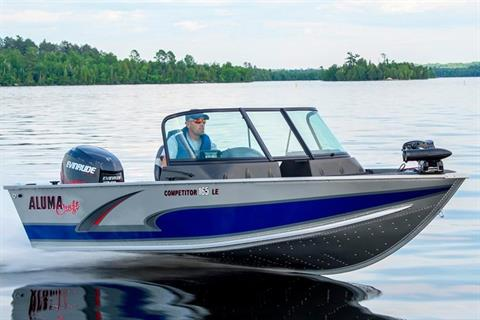 2016 Alumacraft Competitor 165 Sport in Gaylord, Michigan