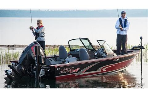 2016 Alumacraft Tournament Pro 185 Sport in Gaylord, Michigan