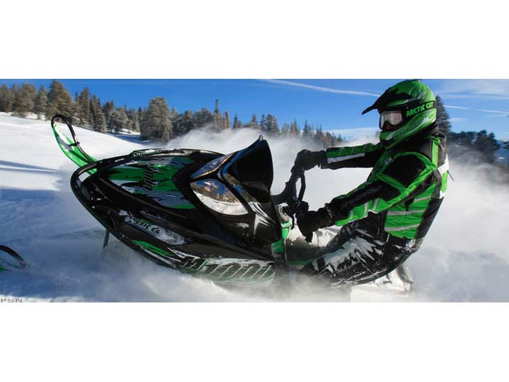 2008 Arctic Cat M1000 162 Snowmobiles Storm Lake Iowa