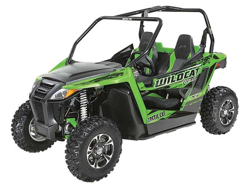 2014 Wildcat Trail XT