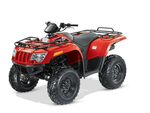 2015 Arctic Cat 500 in Unity, Maine