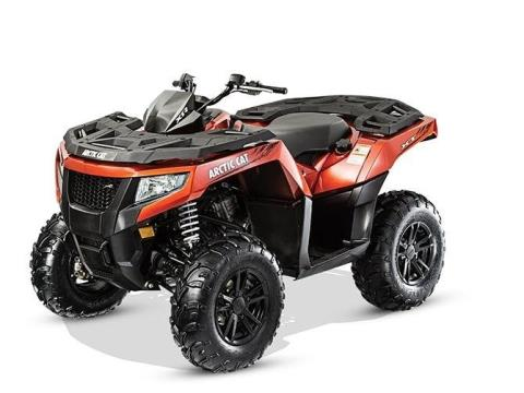 2015 Arctic Cat XR 550 XT™ EPS in Hancock, Michigan