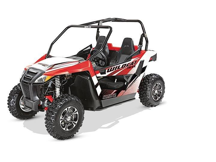 2015 Wildcat Trail Limited EPS