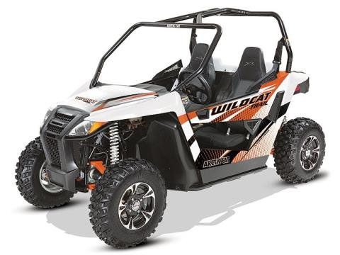 2015 Arctic Cat Wildcat™ Trail Limited EPS in Beckley, West Virginia