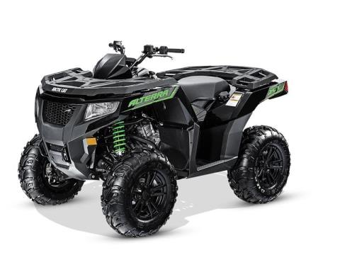 2016 Arctic Cat Alterra 500 XT™ in Baldwin, Michigan