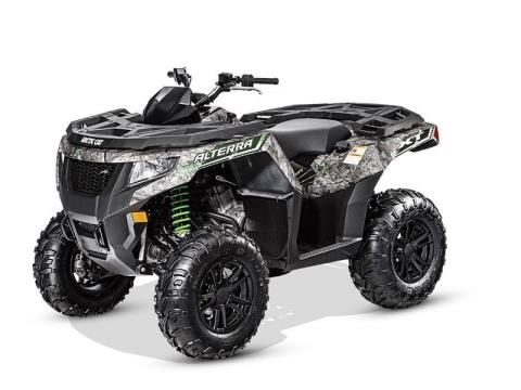 2016 Arctic Cat Alterra 550 XT™ in Harrisburg, Illinois
