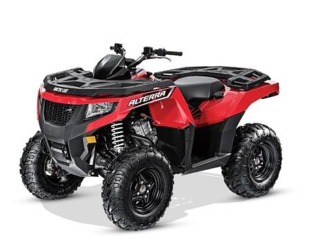 2016 Arctic Cat Alterra 700 in Mandan, North Dakota