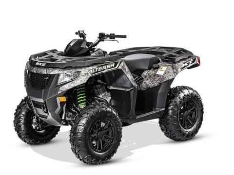 2016 Arctic Cat Alterra 700 XT™ in Hamburg, New York