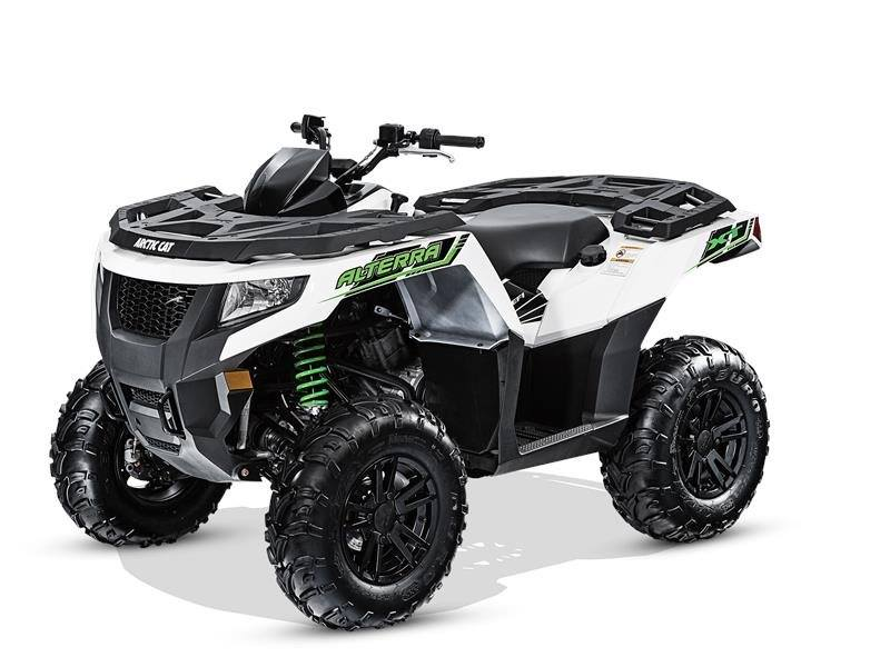 2016 Arctic Cat Alterra 700 XT™ in Harrisburg, Illinois
