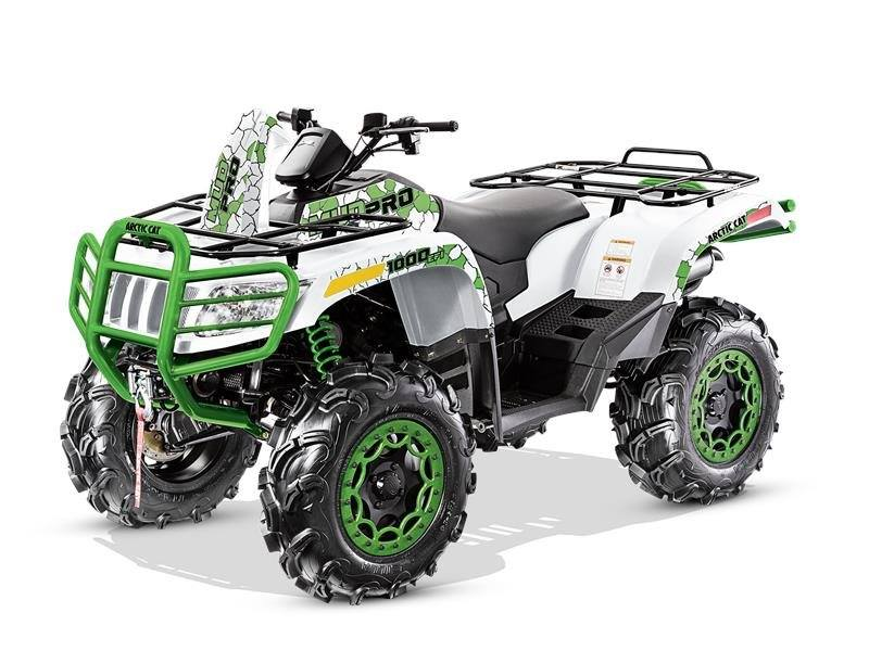2016 Arctic Cat MudPro™ 1000 Special Edition in Harrisburg, Illinois