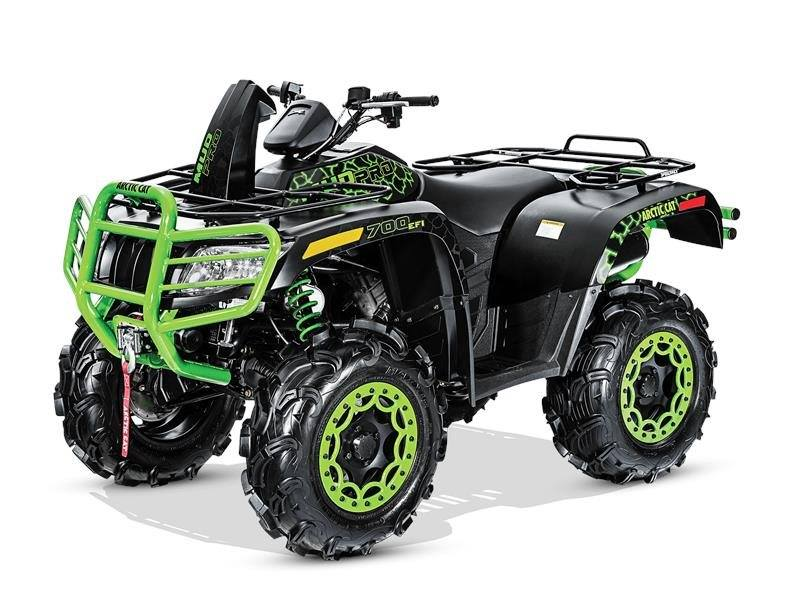 2016 Arctic Cat MudPro™ 700 Limited in Harrisburg, Illinois