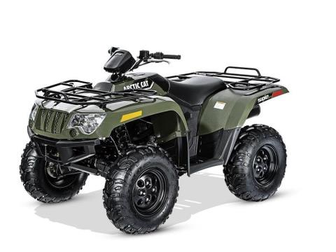 2016 Arctic Cat 500 in Harrisburg, Illinois