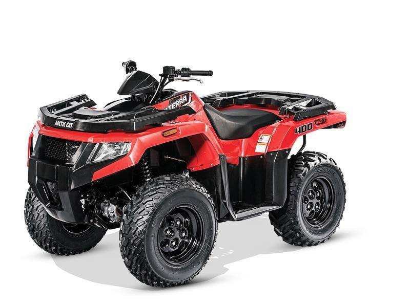 2016 Arctic Cat Alterra 400 in Harrisburg, Illinois