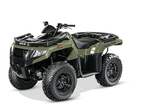 2016 Arctic Cat Alterra 400 in Baldwin, Michigan