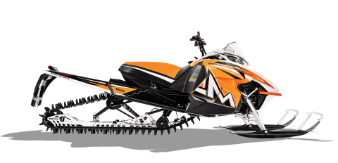 "2016 Arctic Cat M 8000 162"" Sno Pro® in Trego, Wisconsin"