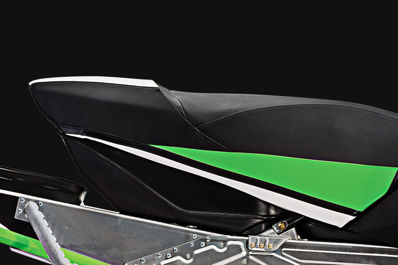 "2016 Arctic Cat ZR® 4000 129"" RR in Trego, Wisconsin"