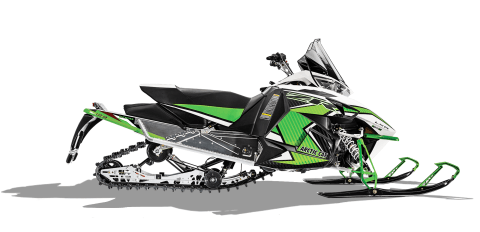 "2016 Arctic Cat ZR® 6000 129"" LXR ES in Valparaiso, Indiana"