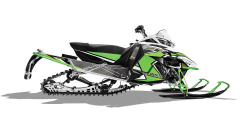 "2016 Arctic Cat ZR® 6000 137"" Sno Pro® ES in Kaukauna, Wisconsin"
