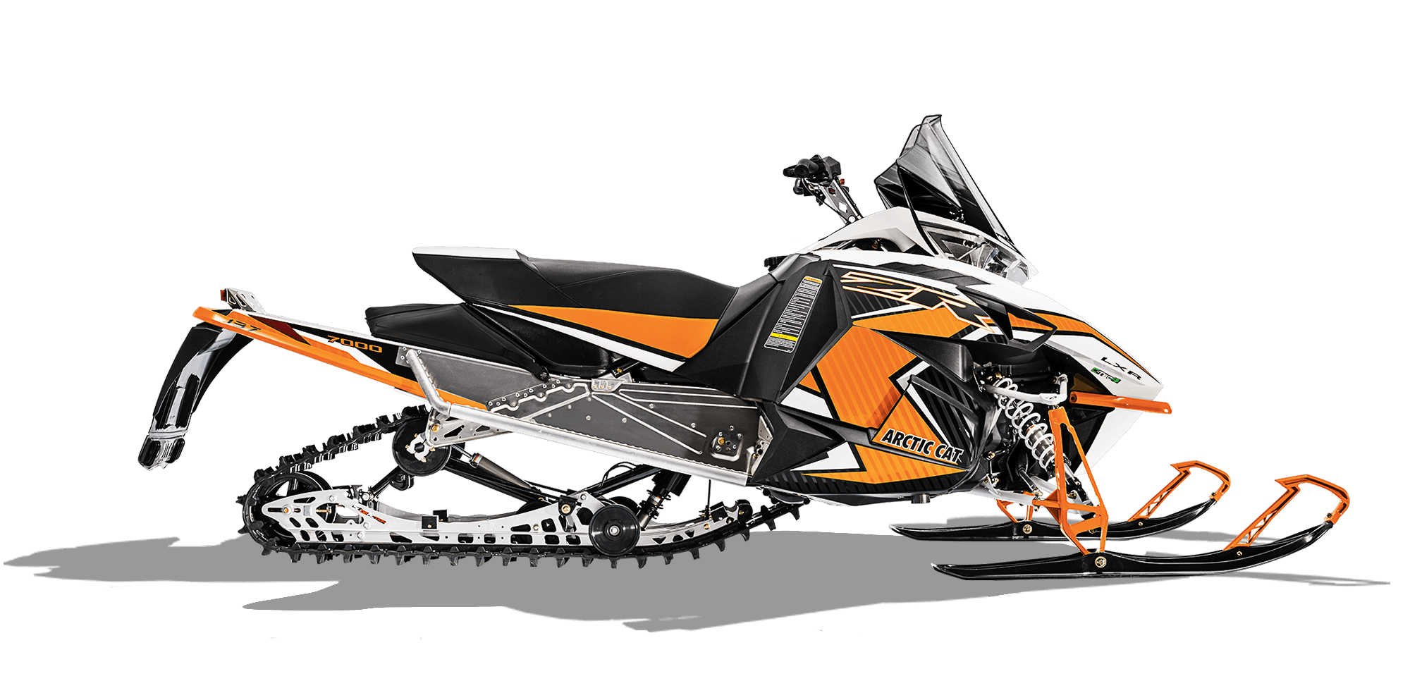 "2016 Arctic Cat ZR® 7000 137"" LXR ES in Trego, Wisconsin"