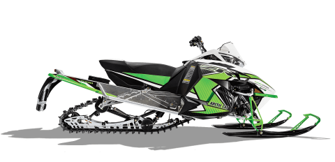 "2016 Arctic Cat ZR® 7000 137"" Sno Pro® ES in Berlin, New Hampshire"