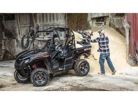 2016 Arctic Cat Prowler® 700 XT™ in Trego, Wisconsin