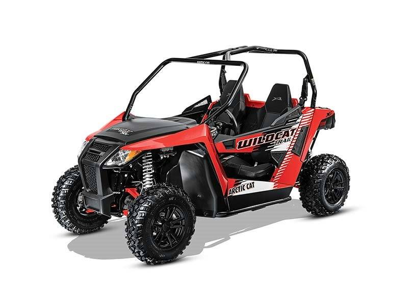 2016 Arctic Cat Wildcat™ Trail XT™ in Harrisburg, Illinois