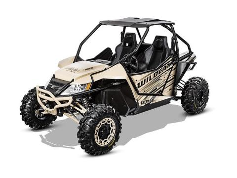 2016 Arctic Cat Wildcat™ X Special Edition in Baldwin, Michigan