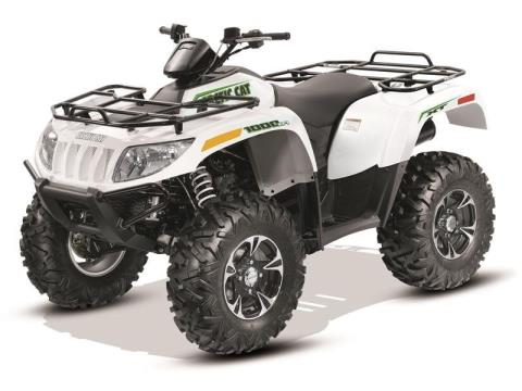 2017 Arctic Cat 1000 XT™ EPS in Ebensburg, Pennsylvania