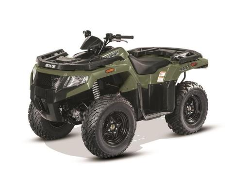 2017 Arctic Cat Alterra™ 400 in Muskogee, Oklahoma