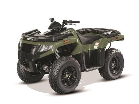 2017 Arctic Cat Alterra™ 500 in Muskogee, Oklahoma