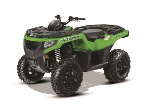 2017 Arctic Cat Alterra™ 700 XT™ EPS in Muskogee, Oklahoma