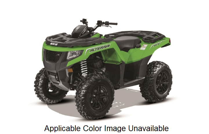 2017 Arctic Cat Alterra™ 700 XT™ EPS in Pendleton, New York