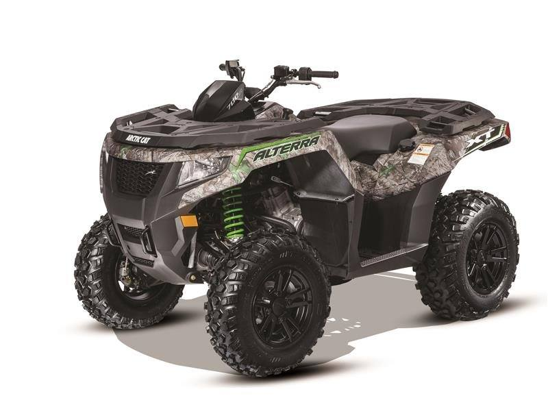 Arctic Cat F Camo