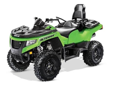 2017 Arctic Cat Alterra TRV 500 in Ebensburg, Pennsylvania