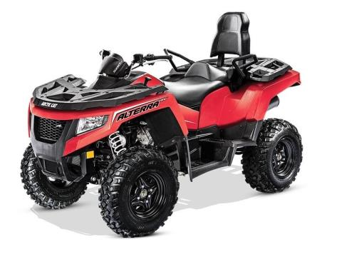 2017 Arctic Cat Alterra TRV 500 in Monroe, Washington