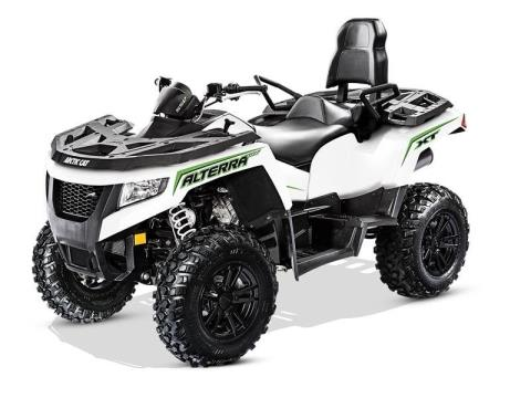 2017 Arctic Cat Alterra TRV 550 XT EPS in Elma, New York