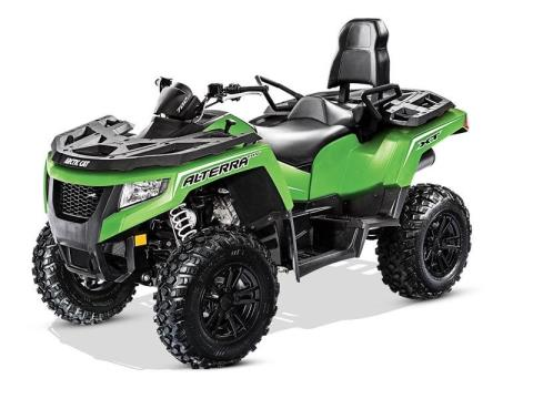 2017 Arctic Cat Alterra TRV 700 XT EPS in Ebensburg, Pennsylvania