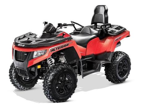 2017 Arctic Cat Alterra TRV 700 XT EPS in Elma, New York