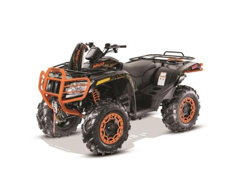 2017 Arctic Cat MudPro™ 1000 Limited EPS in Safford, Arizona