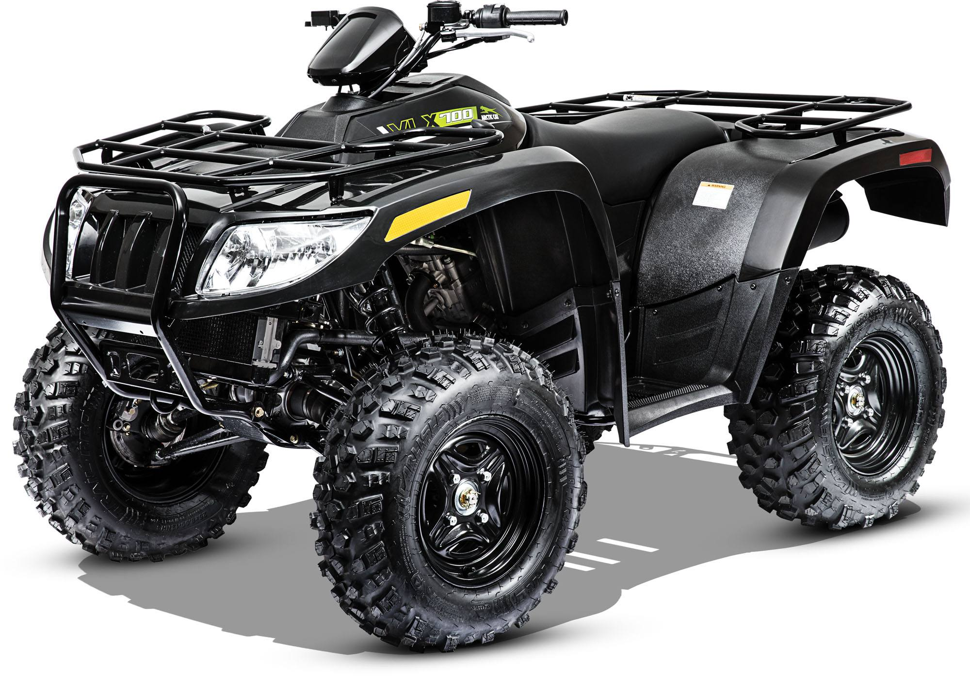 2017 Arctic Cat VLX 700 in Pendleton, New York