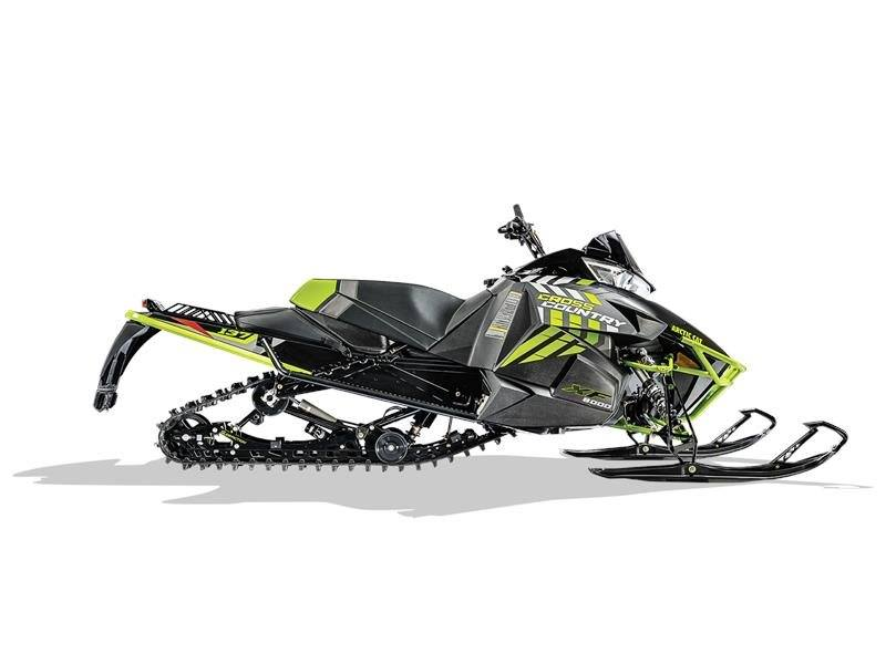 2017 Arctic Cat XF 8000 Cross Country™ Limited ES 137 in Mio, Michigan