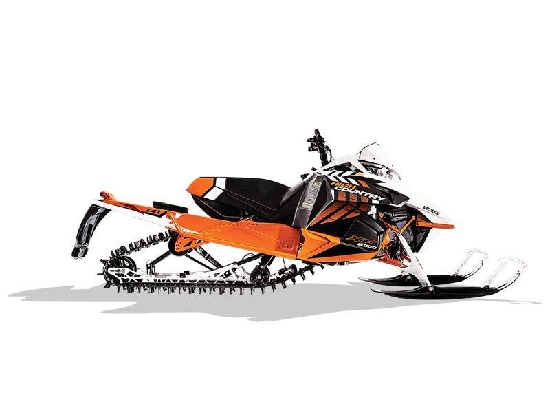 2017 Arctic Cat XF 8000 High Country™ in Mio, Michigan