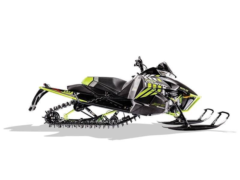2017 Arctic Cat XF 8000 High Country™ Limited ES 141 in Mio, Michigan