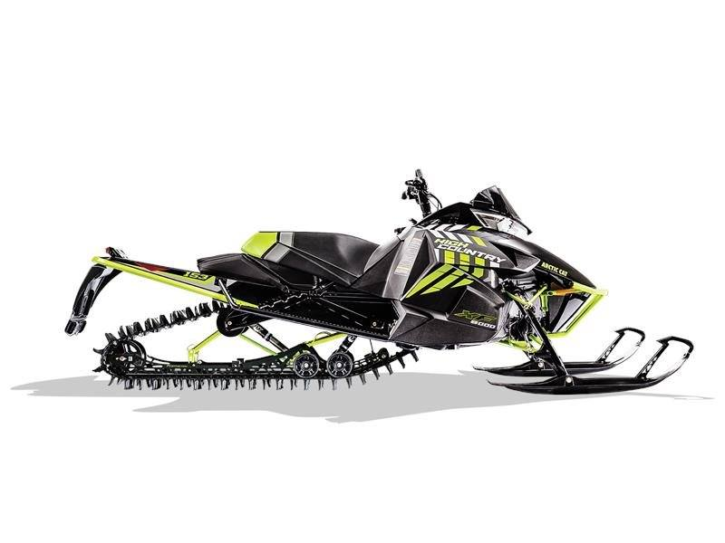 2017 Arctic Cat XF 8000 High Country™ Limited ES 153 in Mio, Michigan