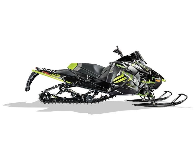 2017 Arctic Cat XF 9000 Cross Country™ Limited 137 in Mio, Michigan