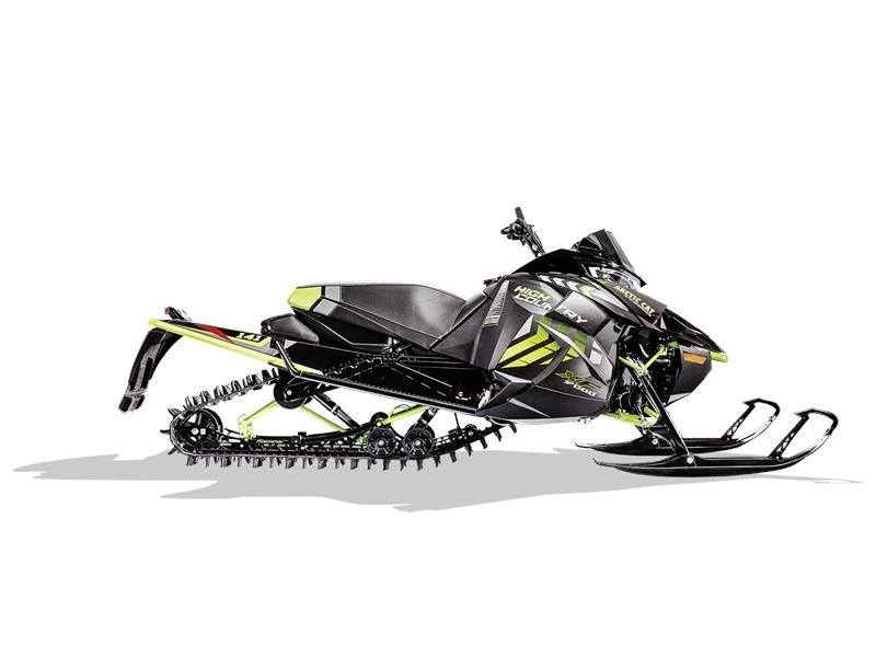 2017 Arctic Cat XF 9000 High Country™ Limited 141 in Mio, Michigan
