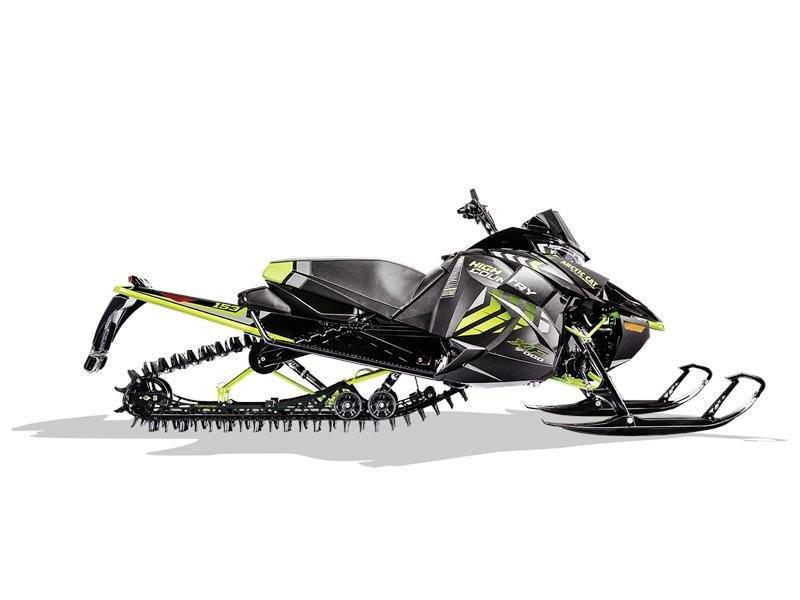 2017 Arctic Cat XF 9000 High Country™ Limited 153 in Mio, Michigan