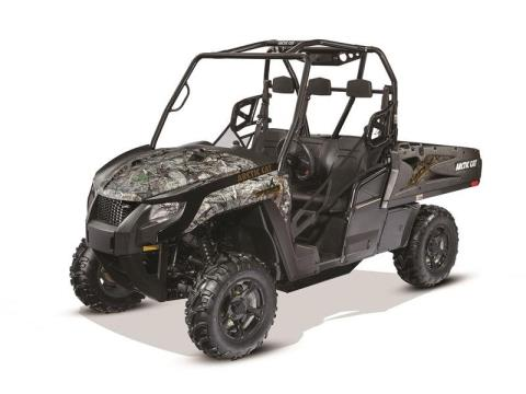 2017 Arctic Cat HDX™ 700 XT™ EPS Camo in Superior, Wisconsin