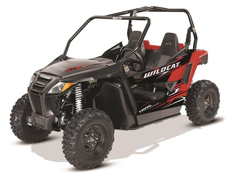 New 2017 Arctic Cat Wildcat™ Trail Utility Vehicles in ...