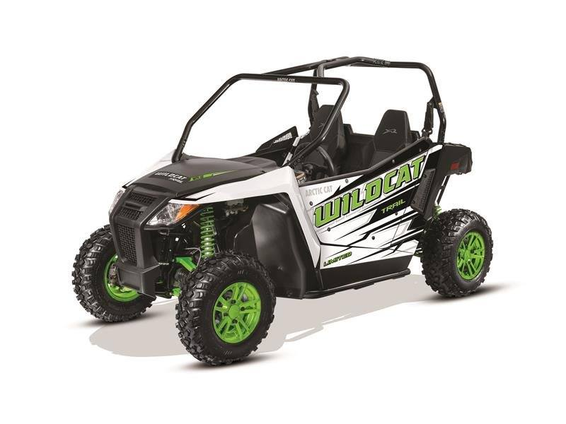 Arctic Cat Wildcat Used Parts